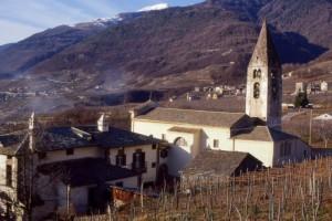 Chiesa di San Bartolomeo a Castionetto di Chiuro