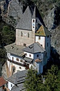 Santuiario San Romedio