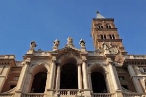 Particolare di Santa Maria Maggiore