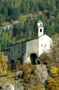 Chiesa di Sant'Agnese a Sondalo