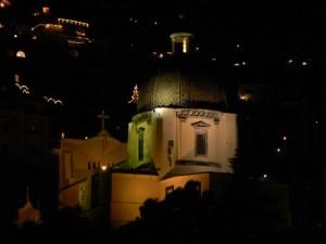 Positano - Chiesa Parrocchiale S.Maria Assunta