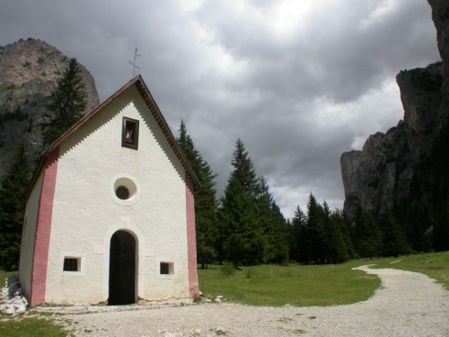 Selva di Val Gardena - Vallunga