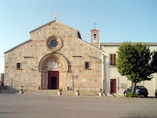 Castelnuovo della Daunia - Chiesa della Maddalena
