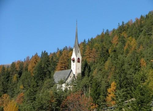 Ortisei - Nascondino nel bosco