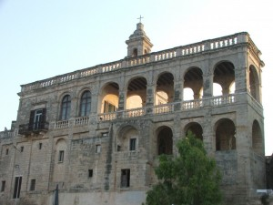 Chiesa dedicata a S. Vito