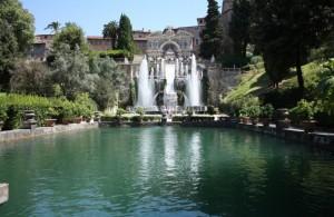 Villa D'Este La fontana dell'organo