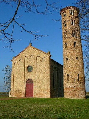 Lugo - Chiesa di Campanile