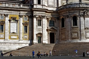 Particolare Santa Maria Maggiore 2