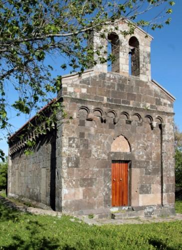 Silanus - Chiesa di S. Lorenzo