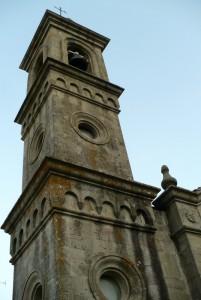 Campanile Pieve S.Maria ad Lamulas