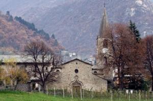 Arnad - Chiesa di San Martino
