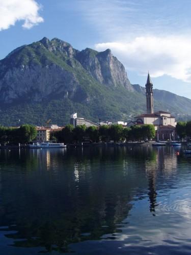 Lecco - Tra lago e monti...la basilica di S. Nicolò a Lecco