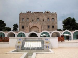 Castello della Zisa - Fontana (particolare)