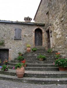 Vecchia chiesa di Cavoleto