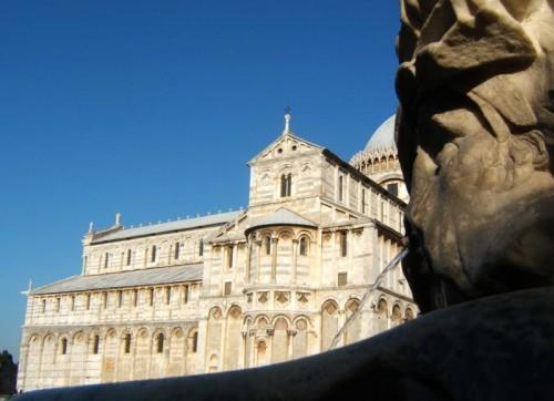 Pisa - Dalla Fontana dei Putti