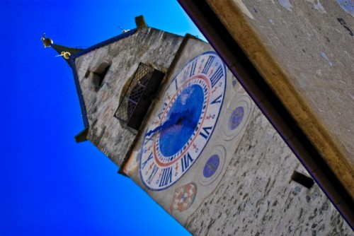 Fiera di Primiero - L' orologio