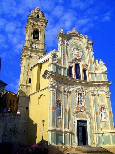 Cervo - Chiesa di S.Giovanni