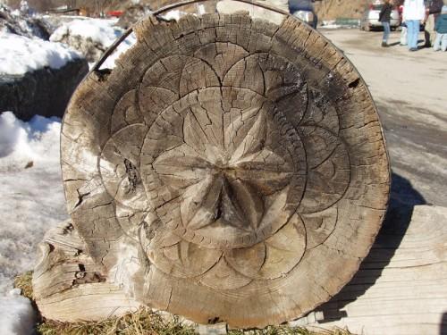 Bardonecchia - Da albero a fontana