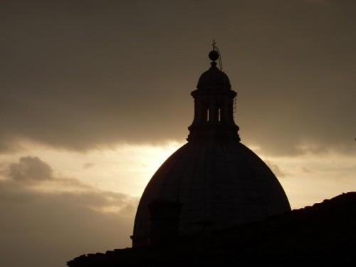 Siena - L'alba del 2008