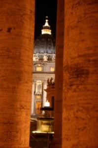 Scorcio di Vaticano