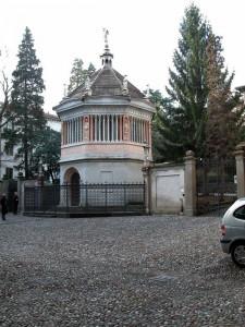 Bergamo Alta - Il Battistero