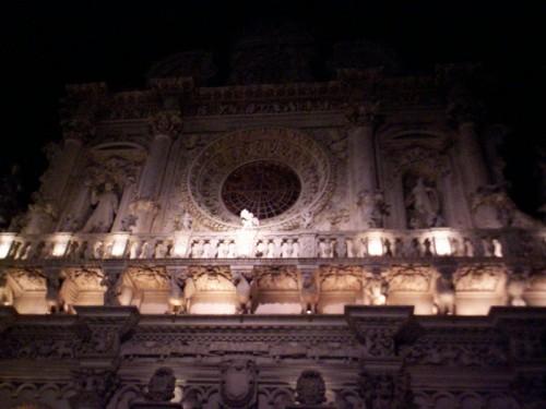 Salice Salentino - Chiesa S.Croce, Lecce
