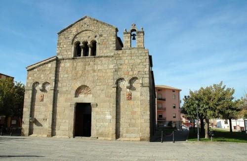 Olbia - Chiesa di San Simplicio