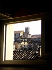Spiando Perugia