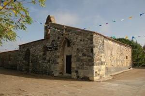 Chiesa della Madonna delle Grazie-Monte Artana