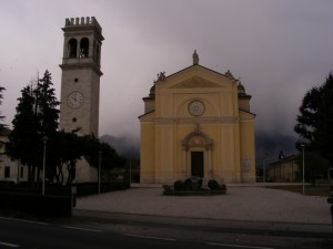 Nebbie a San Zenone