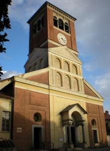 Chiesa Parrocchiale di San Silvano - Romagnano Sesia