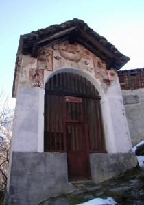Cappella della Madonna della Neve in Val Vogna