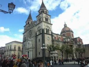 Acireale - Cattedrale dell'Annunziata