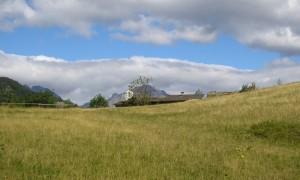 La chiesetta di Refour