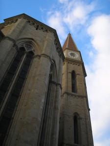 Campanile del Duomo di Arezzo