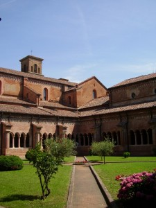 In abbazia