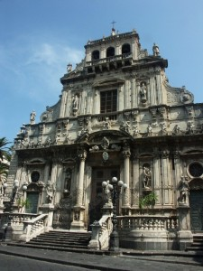 Acireale - Chiesa di San Sebastiano