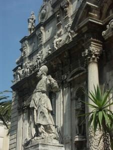 Acireale - Basilica di San Sebastiano