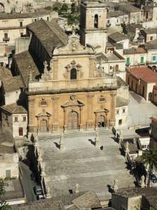 Modica, la Chiesa Madre di San Pietro