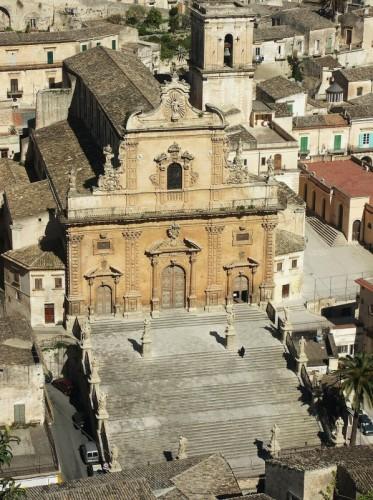 Modica - Modica, la Chiesa Madre di San Pietro
