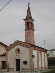 oratorio di S.Nicolò a Bribano