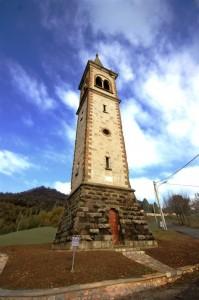 Torre campanaria dell chiesa di S. Lorenzo