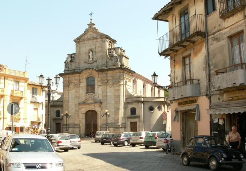 ''Chiesa di San Biagio, Serra San Bruno'' - Serra San Bruno