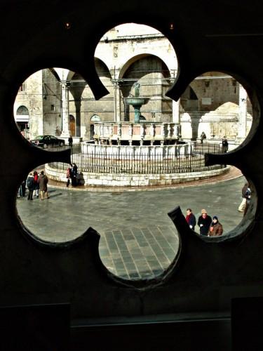 Perugia - Da una finestra..
