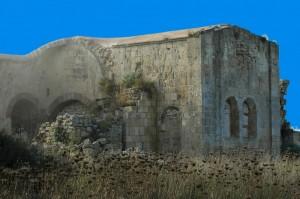 Chiesa di S.Maria di Pàulis (ruderi)