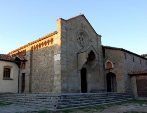 Fiesole - Il convento di San Francesco