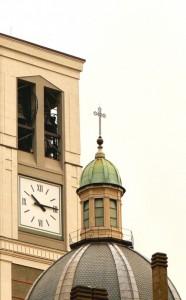 campanile e cupola della Basilica di S.to stefano