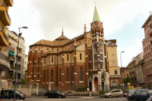 Milano - Santuario Metropolitano