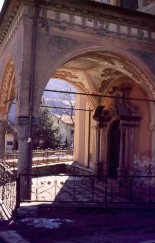 Chiuro - Chiesa della Madonna della Neve a Chiuro