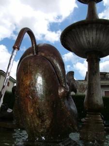 Fontana In Piazza Umberto I
